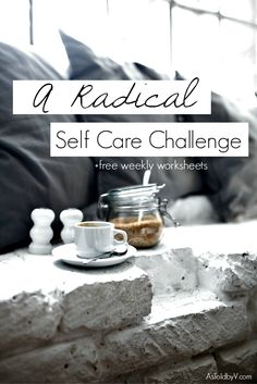 Do you have a self care routine that speaks to your strengths, desires, and needs? This self care challenge goes beyond candles and hot baths and helps you really dig deep to find what it really means to take care of yourself.