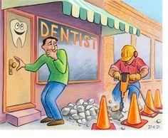 Quem tem medo de ir ao dentista? #dentista #saude #dentist