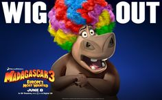 Pity, that porno madagascar 3 gloria