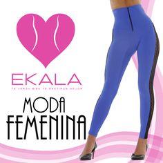 El #estiloycomodidad que quieres lo encuentras en #ekala con los #legginsmoldeadores que hacen #verteysentirtemejor #modafemenina #saludybelleza