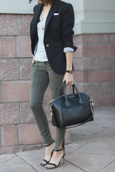 Easy outfit - black