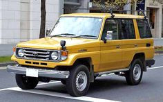 Toyota Land Cruiser HZJ76HV
