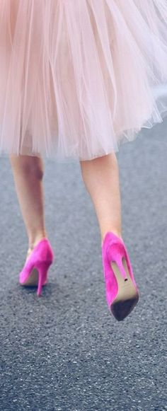 Pink + Tulle