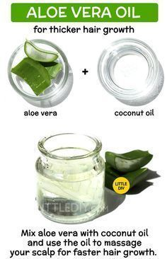DIY ALOE VERA OIL for faster and thicker hair growth - LITTLE DIY Aloe vera oil has great hair benefits. It can nourish hair follicles, deep condition, make hair shiny and also promote faster hair growth. Aloe vera oil can help maintain the… Beauty Hacks For Teens, Aloe Vera For Hair, Aloe Vera Gel For Hair Growth, Aloe Vera Hair Mask, Vitamin For Hair Growth, Hair Growth Treatment, Hair Growth Tips, Oil For Hair Growth, Natural Hair Growth