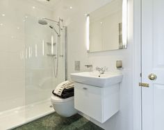 Bathroom Small Ensuite Design, Pictures, Remodel, Decor and Ideas