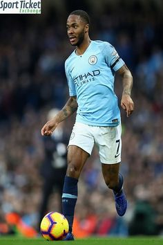 Manchester City, Manchester United, Premier League Tickets, Raheem Sterling, English Football League, English Premier League, Liverpool, Running