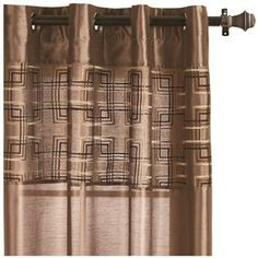 "Stella Collection - Curtain - Length 84""/PANEL/CURTAINS/WINDOWS|Bouclair.com"
