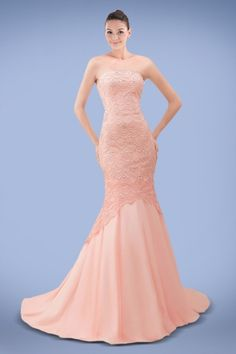 elegant-strapless-mermaid-evening-dress-with-delicate-lace-overlay-and-beaded-accents