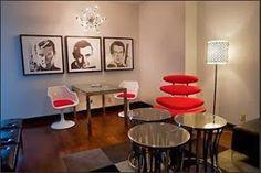 James Bond Suite at The Cheshire Inn St Louis