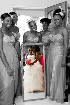 beautiful stunning real bridesmaid dress More