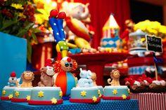 Festa Circo - Alfajor modelado