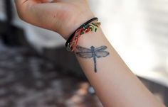Dragonfly tattoo meaning - Tattoos and Tattoo Designs