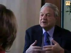 """This is """"George Soros Openly Discusses The Coming New World Order"""" by nteb on Vimeo, the home for high quality videos and the people who love them.... JUN 22 2016"""