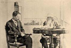 Un giorno, a  Yalta, Tolstoj cinse Čechov con un braccio. – Mio caro  amico, ve ne prego, – gli disse, – non scrivete piú drammi!