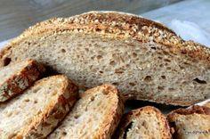 Pan di Pane: Pane Integrale con semi o aromi a lievitazione nat...