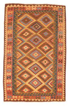 Kelim Afghan Old style tapijt NAU25