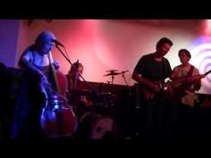 Freewheelers Cello Blues Stormy at Cafe Weerlicht,Nijmegen.wmv