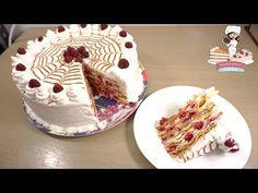 Torta hojarasca/trasnochada - Recetasparati - YouTube Pie, Baking, Desserts, Bakeries, Helpful Tips, Youtube, Ideas, Cake, Recipes