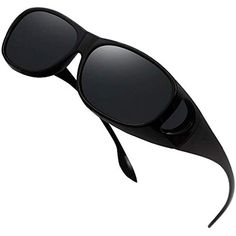 38ccbe9f9f Perfectmiaoxuan Gafas de Sol Polarizadas para llevamos gafas graduadas para  hombre mujere/Gafas de sol
