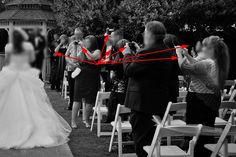 Why Wedding Guests Should NOT Use Cameras During a Wedding Ceremony- by ...