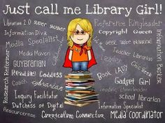 Bibliotecas, tecnologias e aprendizagem: 414 - One Job......so many names....