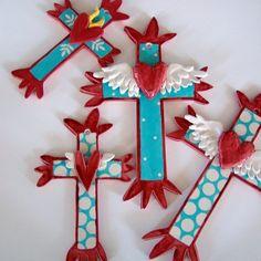 Ceramic Crosses
