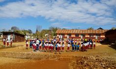 CAC & Uni Papua team visited SD INPRES OEBESA SOE. Thank you for your hospitality. http://www.unipapua.net  #streetfootballworld #CoachesAcrossContinents #UnipapuaFC