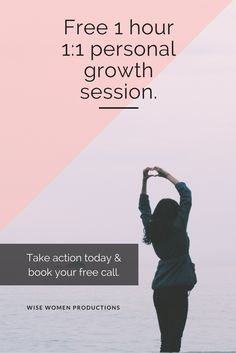 [ FREE Personal Growth Session ]           Hi, I'm Andrea Iapaolo, I am a facilitator of space and conscious crisis coordinator. I am one of the creators of Wise Women Productions. Book your free call and find out more about my exclusive offer.
