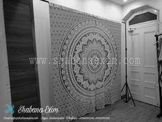 Manadala curtain