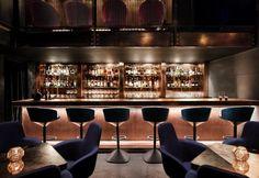 Tom Dixon firma un lounge bar ad Atlanta