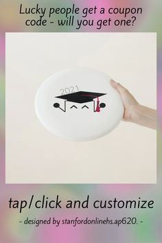 Stanford Online High School 2021 Wham-O Frisbee - tap, personalize, buy right now! #stanford #online, #high, #school, #2021