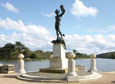 Perseus with the head of Medusa, Trentham, Stoke