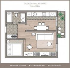 Aménagement Petit Studio 8 Designs Inspirants Tiny House