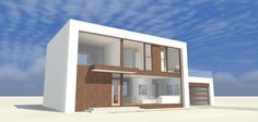 ePlans Contemporary-Modern House Plan – Glass Walled Wonder – 2754 Square Feet and 4 Bedrooms from ePlans – House Plan Code HWEPL76761