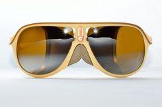 Vintage Carrera 5544 sunglasses, mirrored lenses, awesome eyewear  Live Beautiful......:-)  $150