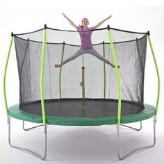 12ft Zoomee #Trampoline #outdoor #toys