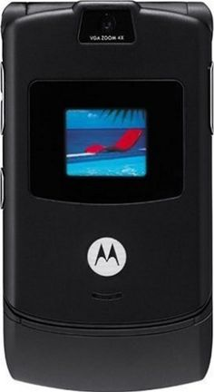 Motorola RAZR V3 Unlocked Phone with Camera, and Video Player - U.S. Version with Warranty (Black) - For Sale Check more at http://shipperscentral.com/wp/product/motorola-razr-v3-unlocked-phone-with-camera-and-video-player-u-s-version-with-warranty-black-for-sale/