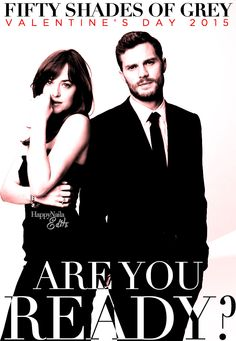 Are you ready? #FiftyShades http://www.pinterest.com/lilyslibrary/ I AM READY