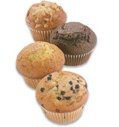 Receta de muffins con salvado de avena