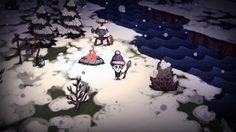 Mark of the Ninja and Shank developer Klei Entertainment announced that its uncompromising wilderness survival game Dont Starve will launch for Windows via Steam on April 24th. Dont Starve is currently in beta and challenges players to heath, hunger and sanity while foraging in a procedurally-generated world. Dont Starve is currently available for pre-purchase via Steam for $11.99 What do you think? Anyone interested in this indie? Check out the video