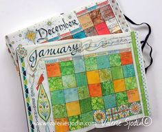 Calendar journals. www.valeriesjodin.com Word of the Year...
