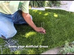 How to Install Artificial Grass: Part 3 - Application
