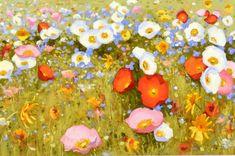 Summer Meadow III by Shirley Novak