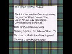 Cape Breton, Coal Mining, Nova Scotia, Tartan, Memories, East Coast, Sydney, Childhood, Island