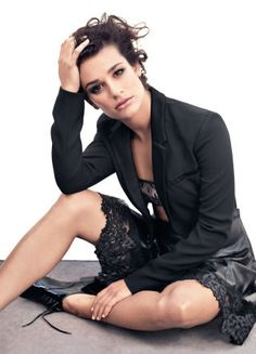 Lea Michele Fashion Photos - Style Pictures of Lea Michele