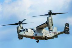 AirVenture 2014: Best of Oshkosh. A pair of Bell-­Boeing V-22 Ospreys wowed show goers with their combination of vertical flight capability, good forward speed and, most of all, their giant ­props/­rotors. The pair were parked at Boeing Square throughout most of the show.