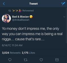 true shit. fuck you money!! i got my own
