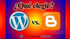 ¿Qué elegir Blogger o WordPress? – El eterno dilema