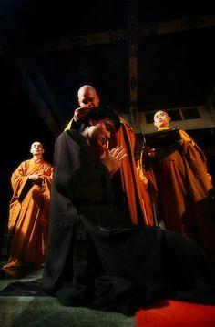 Monk vow