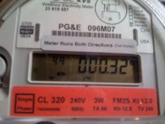 Net metering has not taken the nation by storm. Mostly because of the fact that the power companies possess far too much control over the consumer. http://netzeroguide.com/net-metering.html before!